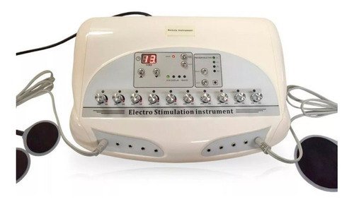 electroestimulador profesional multi ondas 16 electrodos