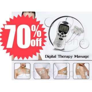 electroestimulador + relax & tone masajeador super oferta