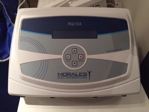 electroestimulador rw4 morales estética reducción