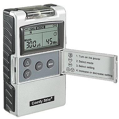 electroestimulador tens/ems envío gratis terapia