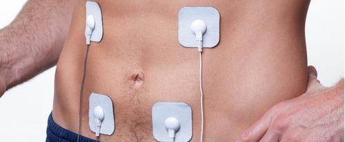 electroestimulados ems portatil  electrodos + regalos