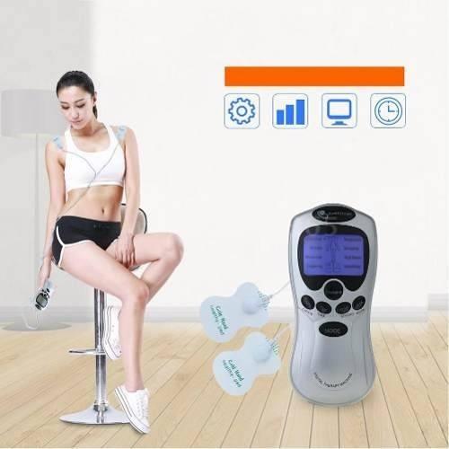 electrofísico electroestimulador tens 4 parches/onlineclub