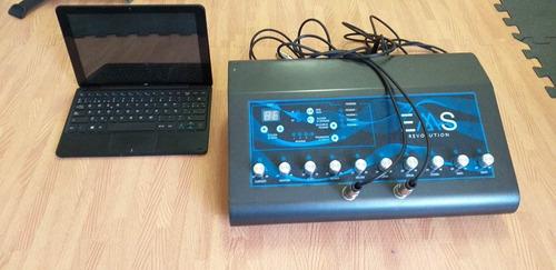 electrofitness equipo ems evolution