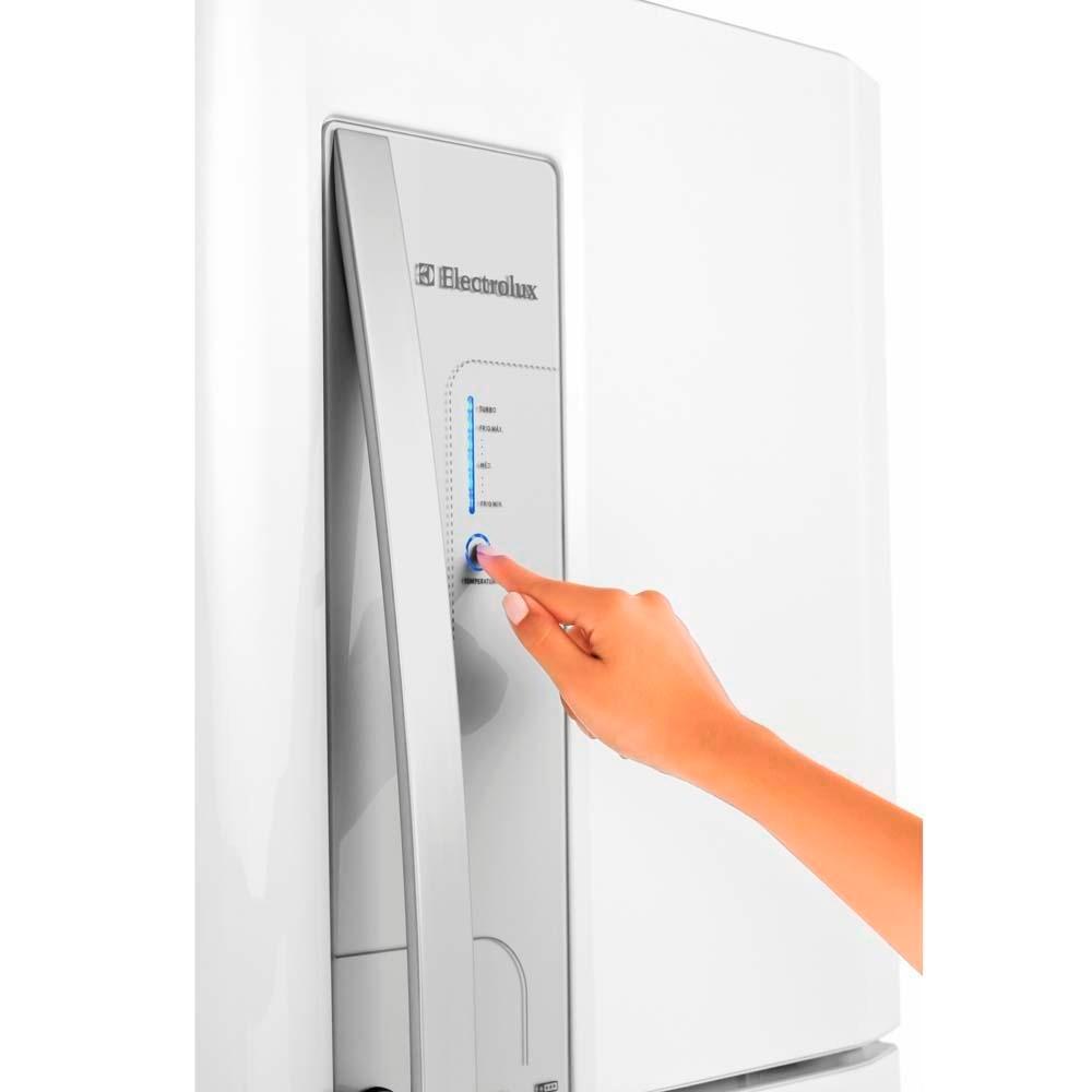 Refrigerador electrolux frost free duplex df42382 l 220v - Temperatura freezer casa ...