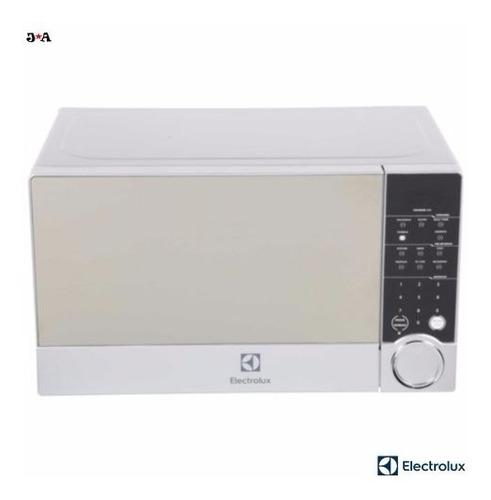 electrolux horno microondas emdl25s2msqg 25litros/ nuevo