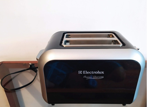 electrolux ts500 tostador buon giorno, color negro