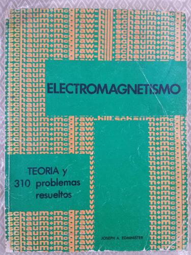 electromagnetismo schaum