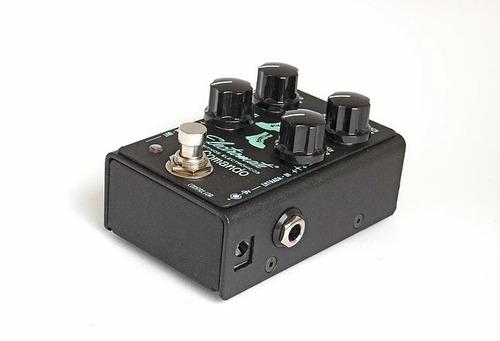 electromate mr. comando - compresor para guitarra y/o bajo