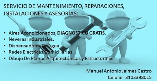 electromecánica de servicios.