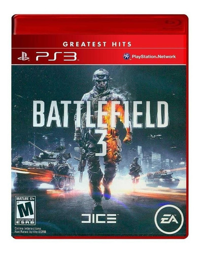electronic arts battlefield 3 ps3