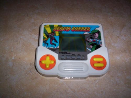 electronic heavy barrel tiger electronics año 1988 +++