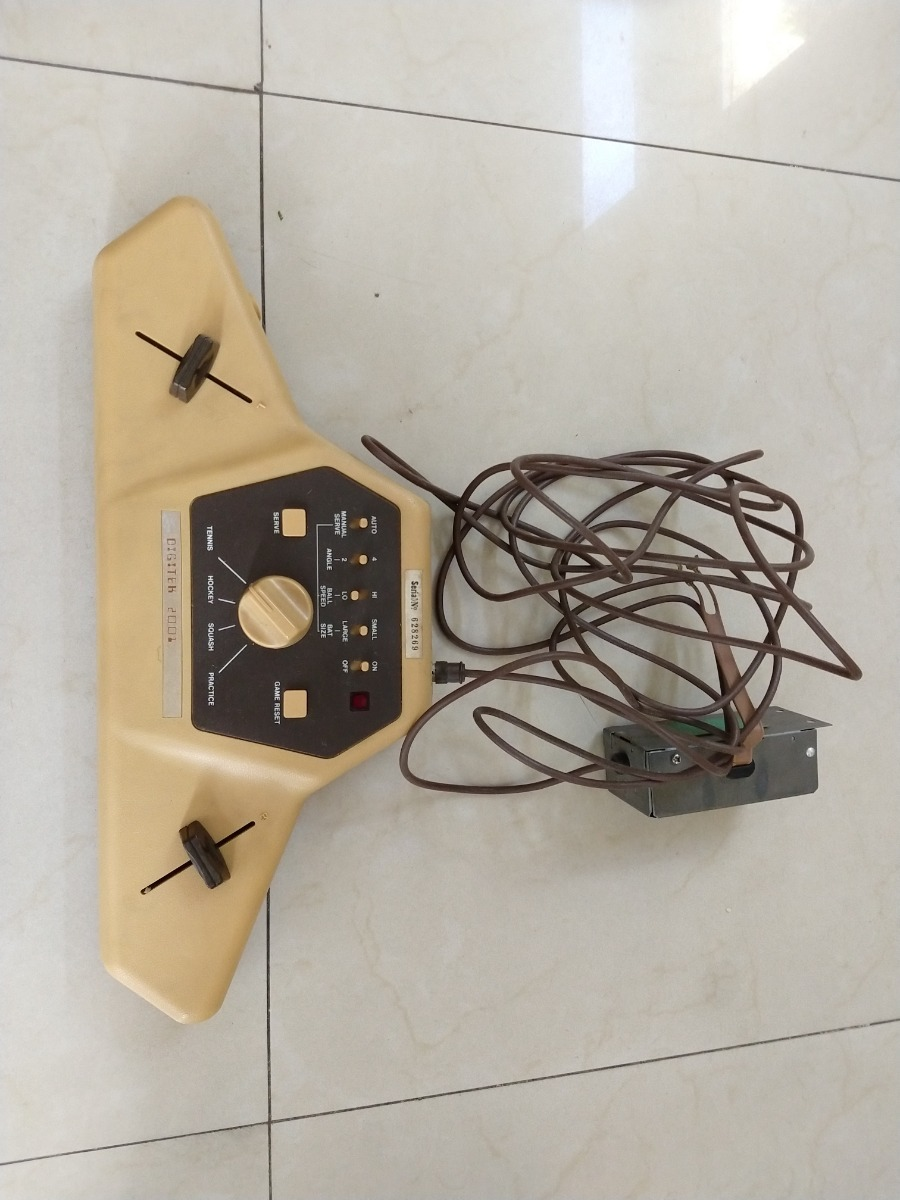 Electronic Home Video Game Vintage - $ 600,00 on