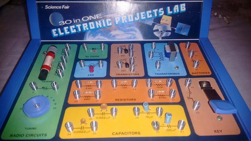 electronic project lab 30 in one