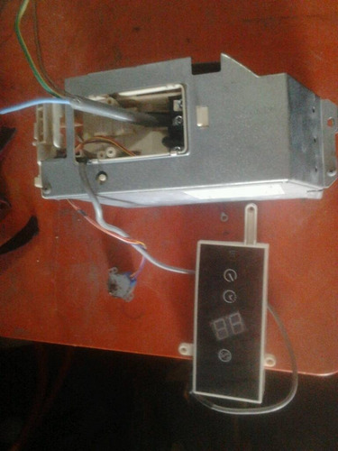 electrónica aire tarjeta