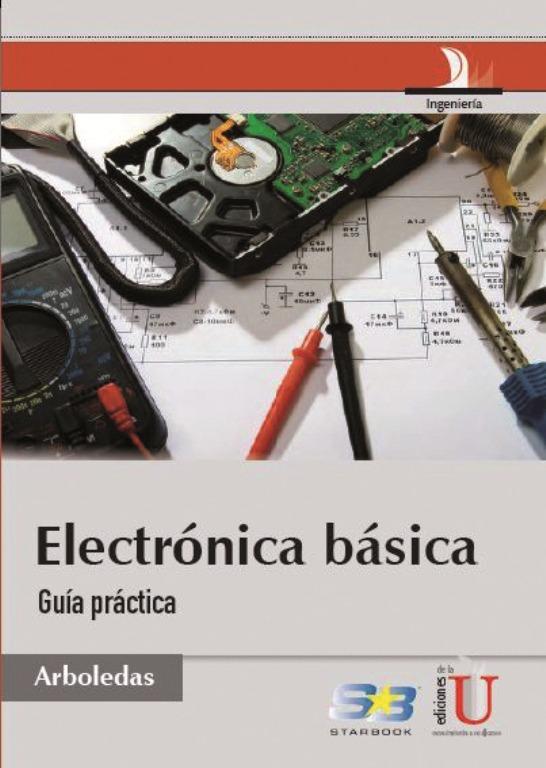 Resultado de imagen para Electrónica básica: guía práctica