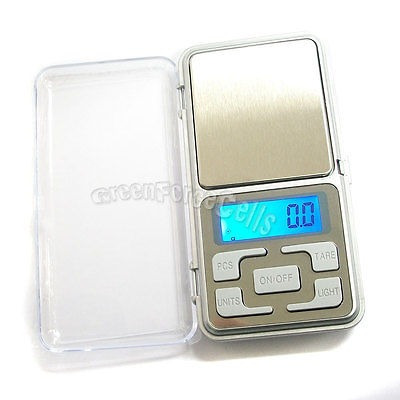 electrónica digital portátil de la joyería bolsillo gramo