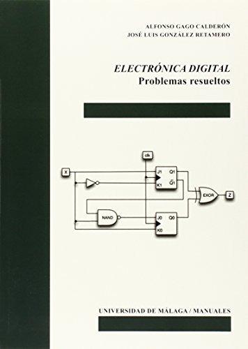 electrónica digital: problemas resueltos (manuales) alfonso