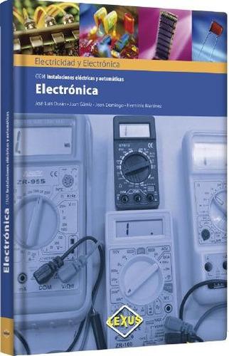 electronica instalaciones electricas y automaticas