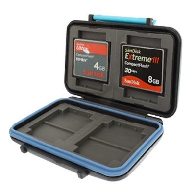 electronica memoria adaptador case porta jjc serie mc
