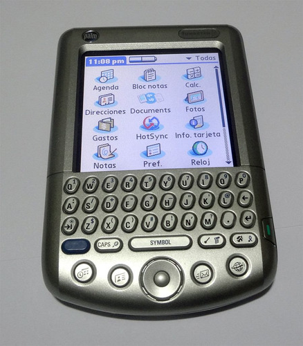 electronica palm tungsten