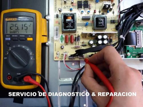electrónica & servicio repuestos samsung lg aoc masterg sony