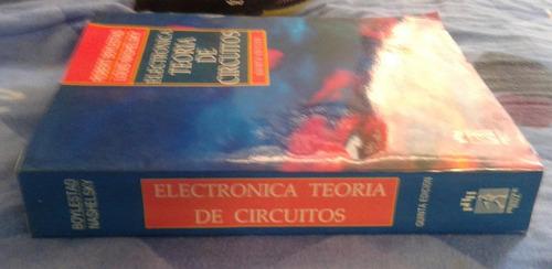 electronica teoria de circuitos boylestad