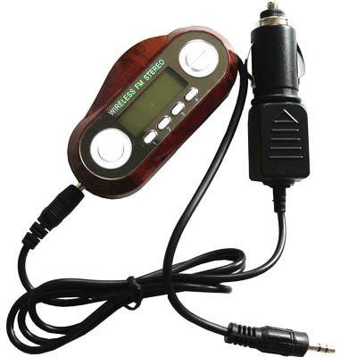 electronica transmisor fm inalambrico