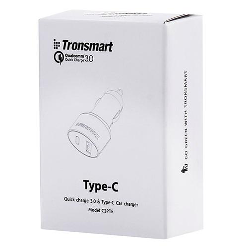 electronica tronsmart c2pte 33w 3a max usb port qualco