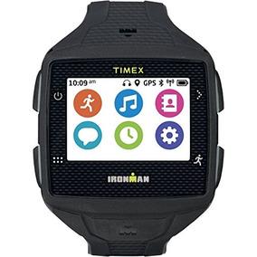 4ddde8259eca Timex Tw5k89100f5 Ironman One Reloj Gps Con Correa De Sensor