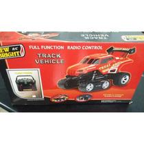 Carro Control Remoto Bateria Recargable New Bright