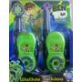 Radio Walkie Talkie Boquitoqui Ben10 Toy Story Juguetes Niño