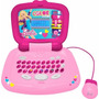 Computadora Para Niñas Barbie, Color Laptop Original