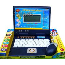Computadora Laptop Ipad Pc Interactiva Español Ingles Niño