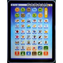 Computadora Ipad Pc Tablet Interactiva Español Niño Juguete