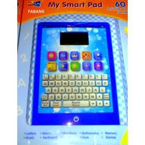 Computadora Ipad Tablet Interactiva 60 Juegos Niño Niña Pc