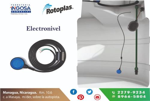electronivel 5 mt. rotoplas.