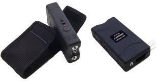 electroshock paralizador recargable portatil 25.000kv visa