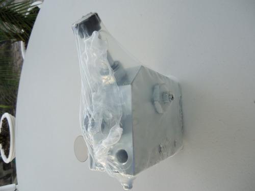 electrovalvula nueva para retroexcavadora