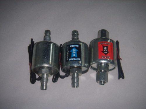 electrovalvula para todo tipo de fluidos