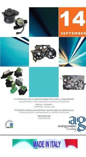 electroventilador adaptable  fiat siena 1.800 hlx tipo valeo