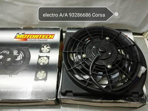 electroventilador aire acond. corsa 93286686 motortech