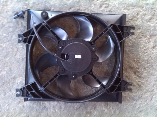 electroventilador aire acondicionado accent 2000-2006
