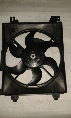 electroventilador aire acondicionado elantra xd