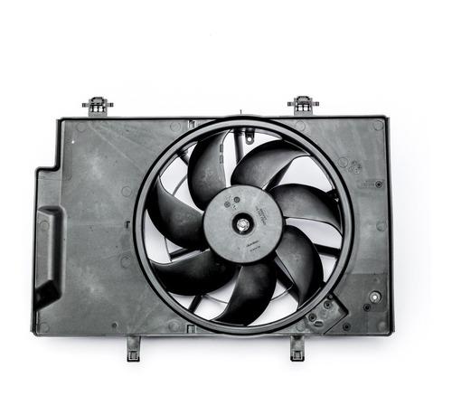 electroventilador c/deflector ford fiesta kinetic design