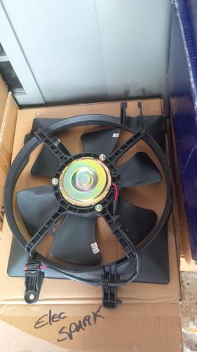 electroventilador completo chevrolet spark