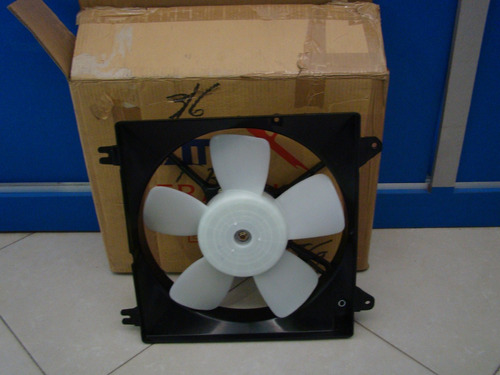 electroventilador de radiador chevrolet optra
