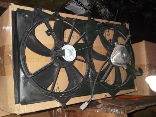 electroventilador doble original toyota camry 2007 08 09 10