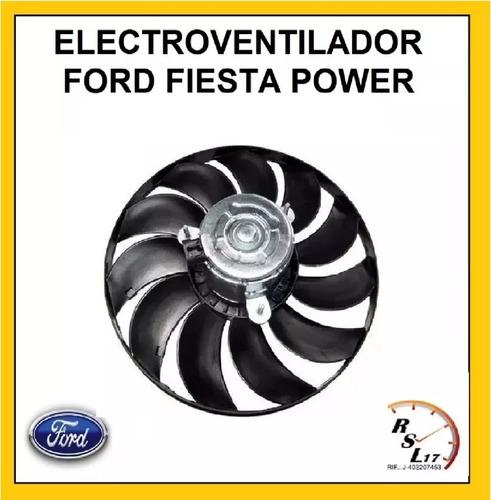 electroventilador ford ka fiesta power move ecosport