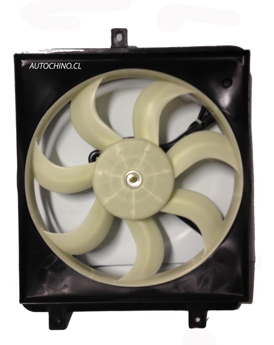 GEELY CK Condensador de Aire Acondicionado