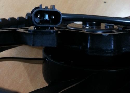 electroventilador hyundai accent radiador 95-08